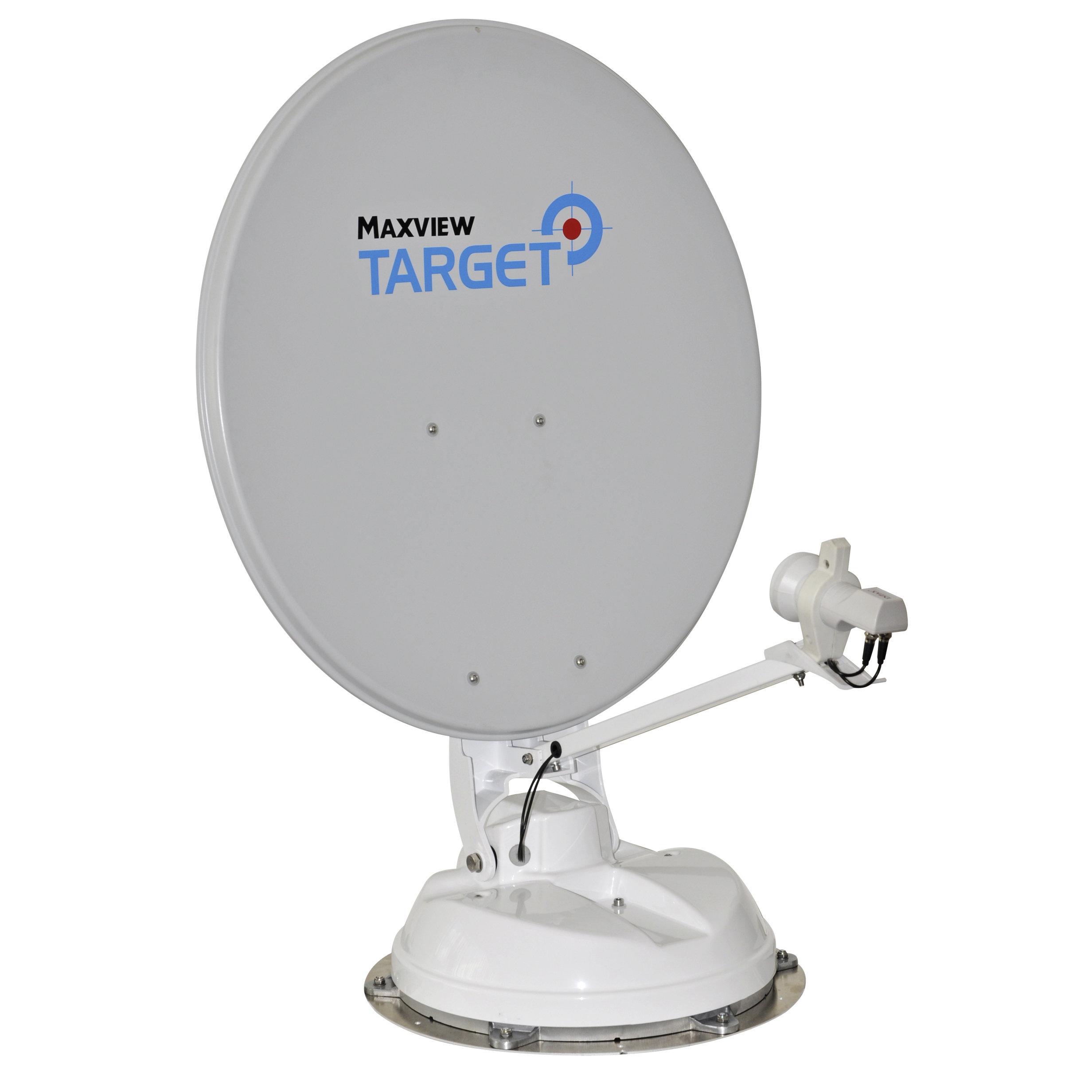 Sat-Antenne TARGET Single 65 cm