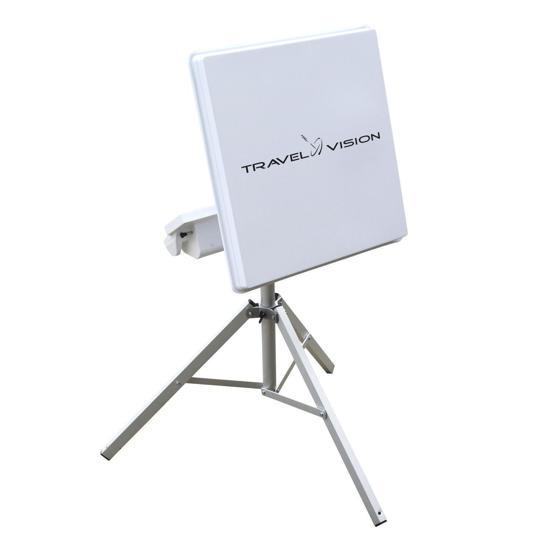 Sat-Antenne Travel Vision R6-flat