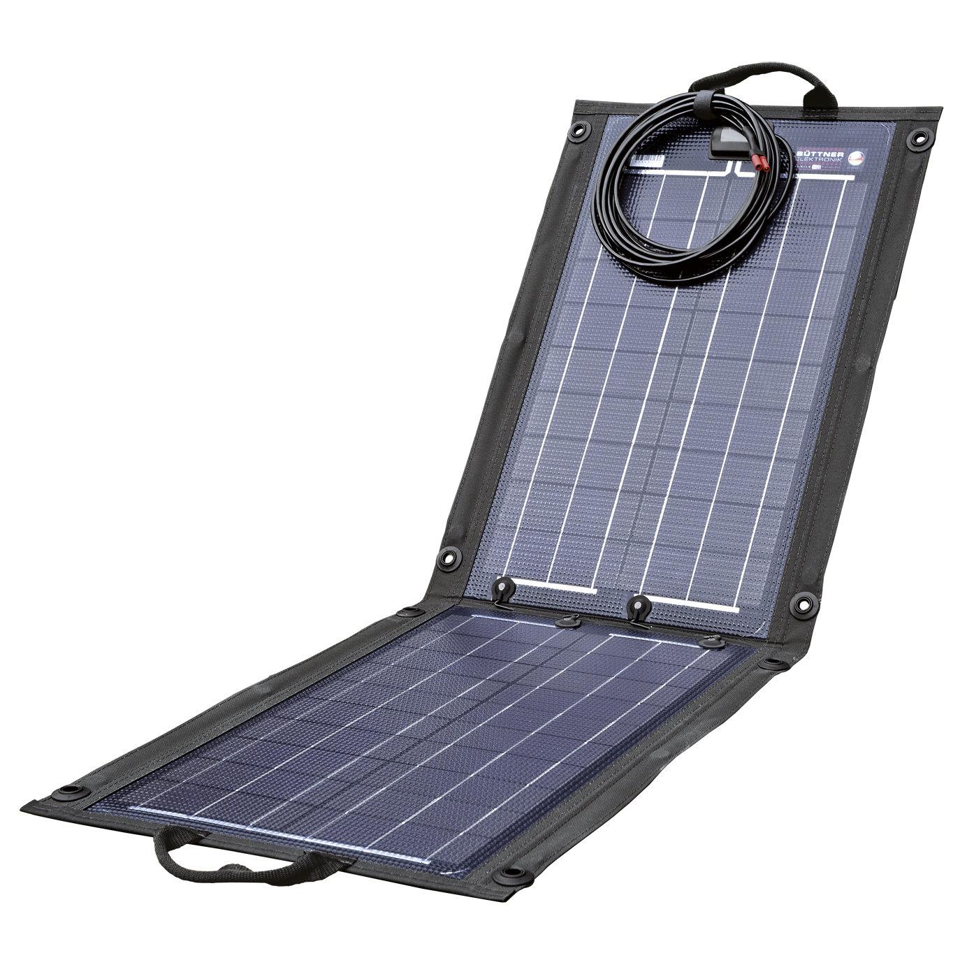 Büttner Mobiles Solarmodul MT50 Travel-Line | 04260397962015