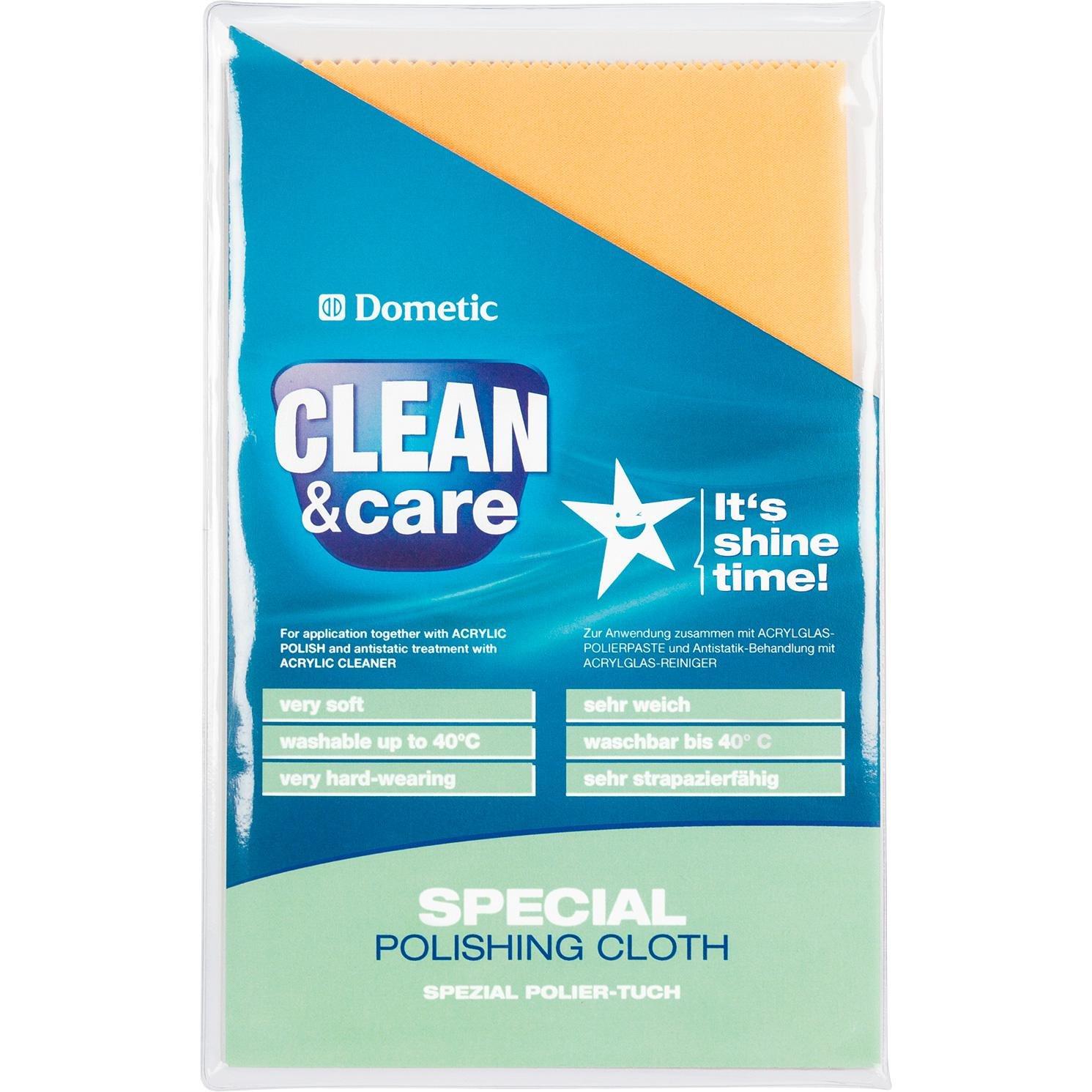 Dometic Clean&Care Spezial-Poliertuch | 04015704234695