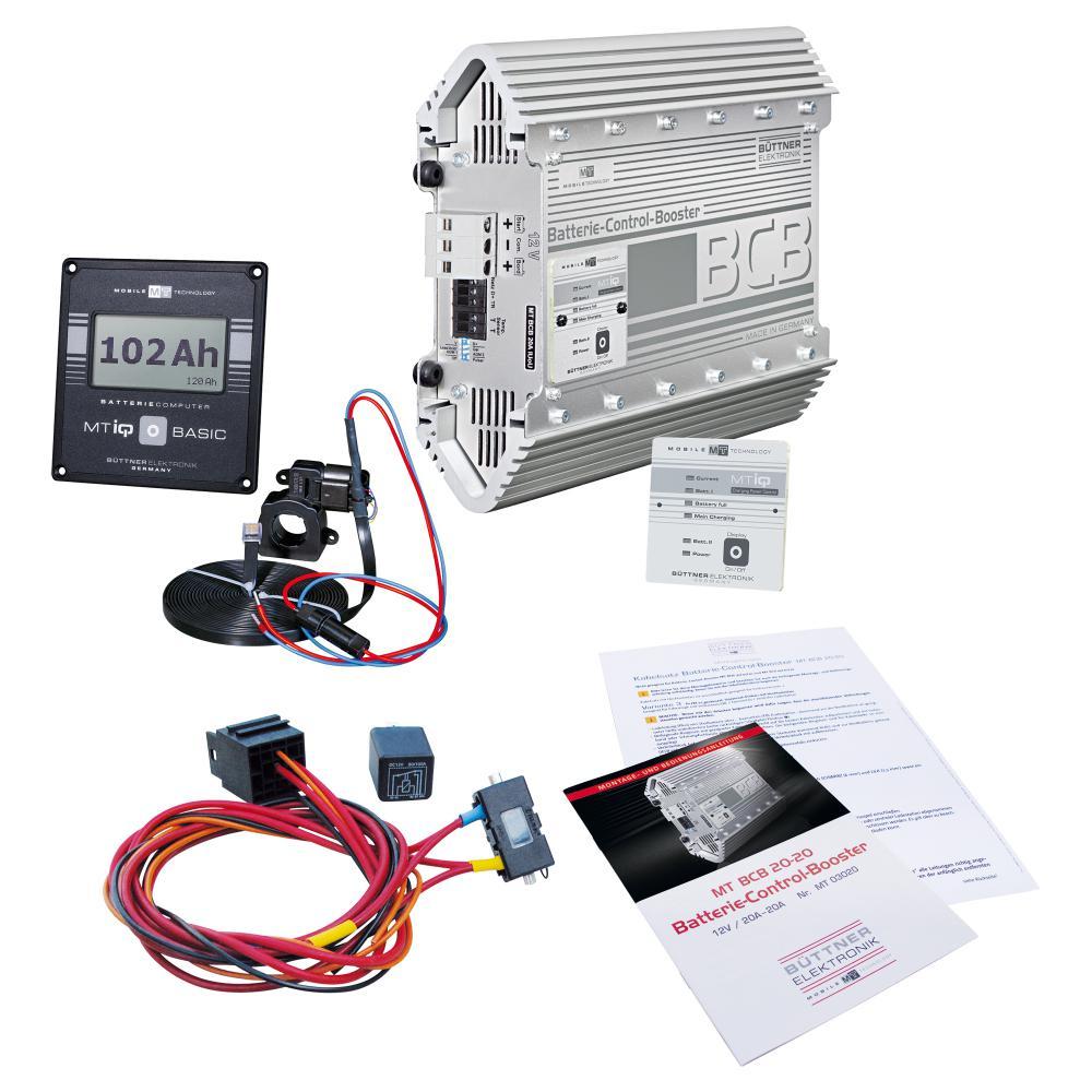 Büttner Power Pack Basic | 04260397962367