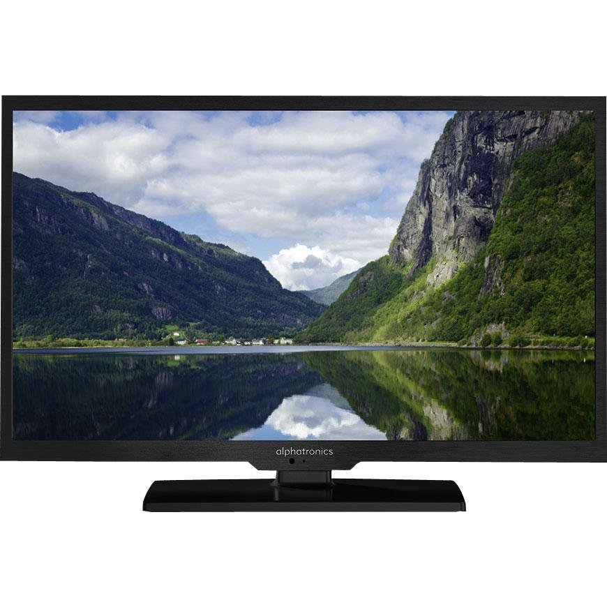 alphatronics led fernseher sl  dsb dvb  full hd tv