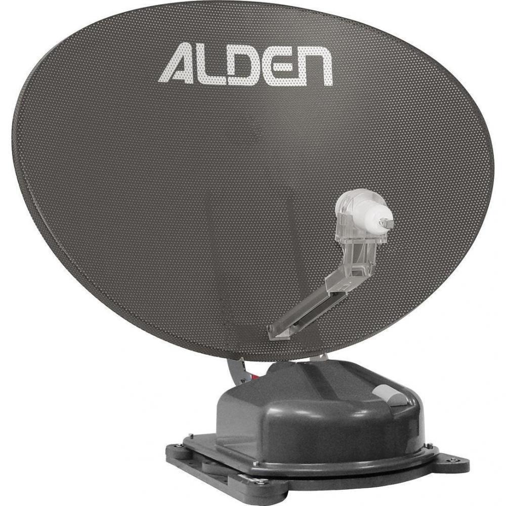 Alden Sat-TV Paket Orbiter 80 PL inkl HDTV Rece...