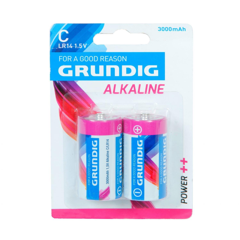 Grundig Alkaline Batterie Baby C