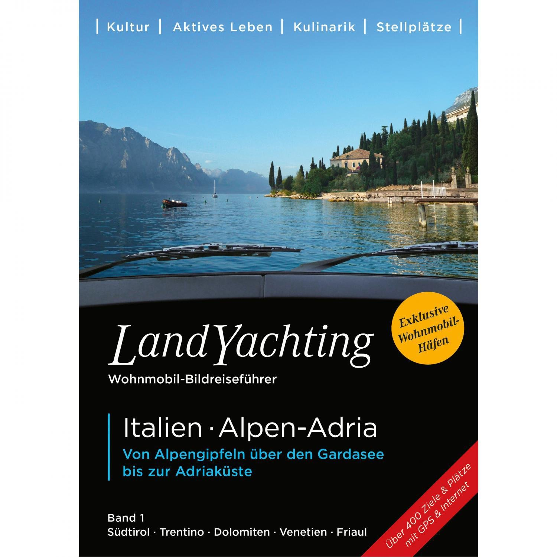 Buch Landyachting Italien Alpen-Adria