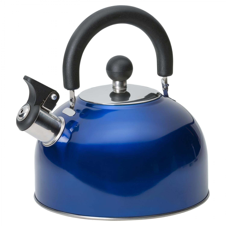 Berger Wasserkessel blau