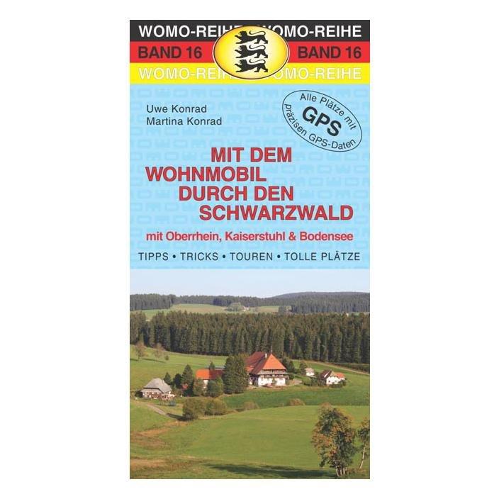 Mit dem Wohnmobil in den Scharzwald