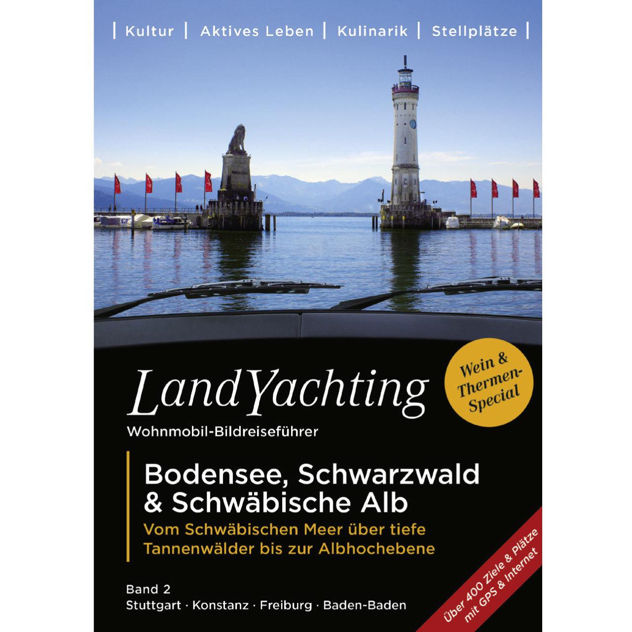 Buch Landyachting Bodensee, Schwarzwald & Schwä...