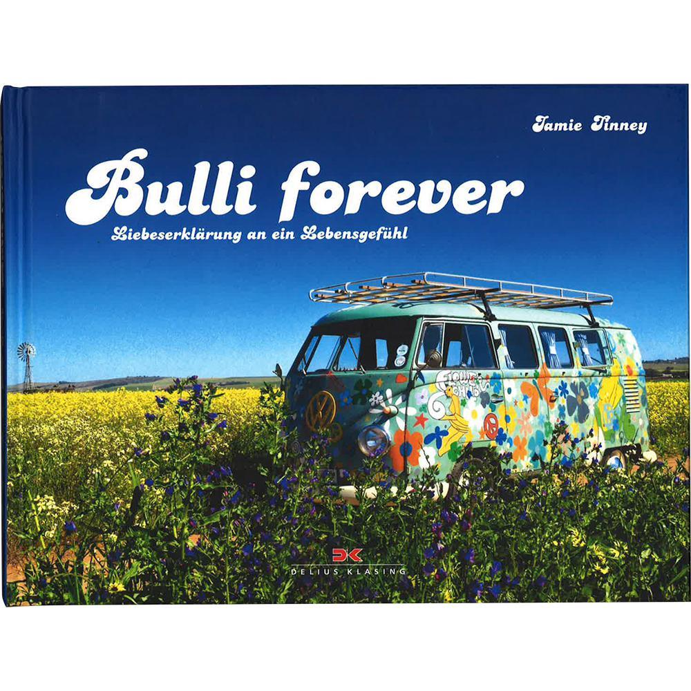 Buch Bulli forever