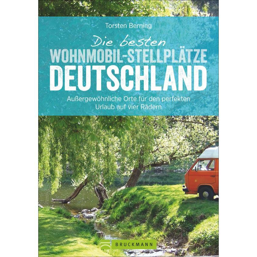 Buch WM Stellplätze Deutschland
