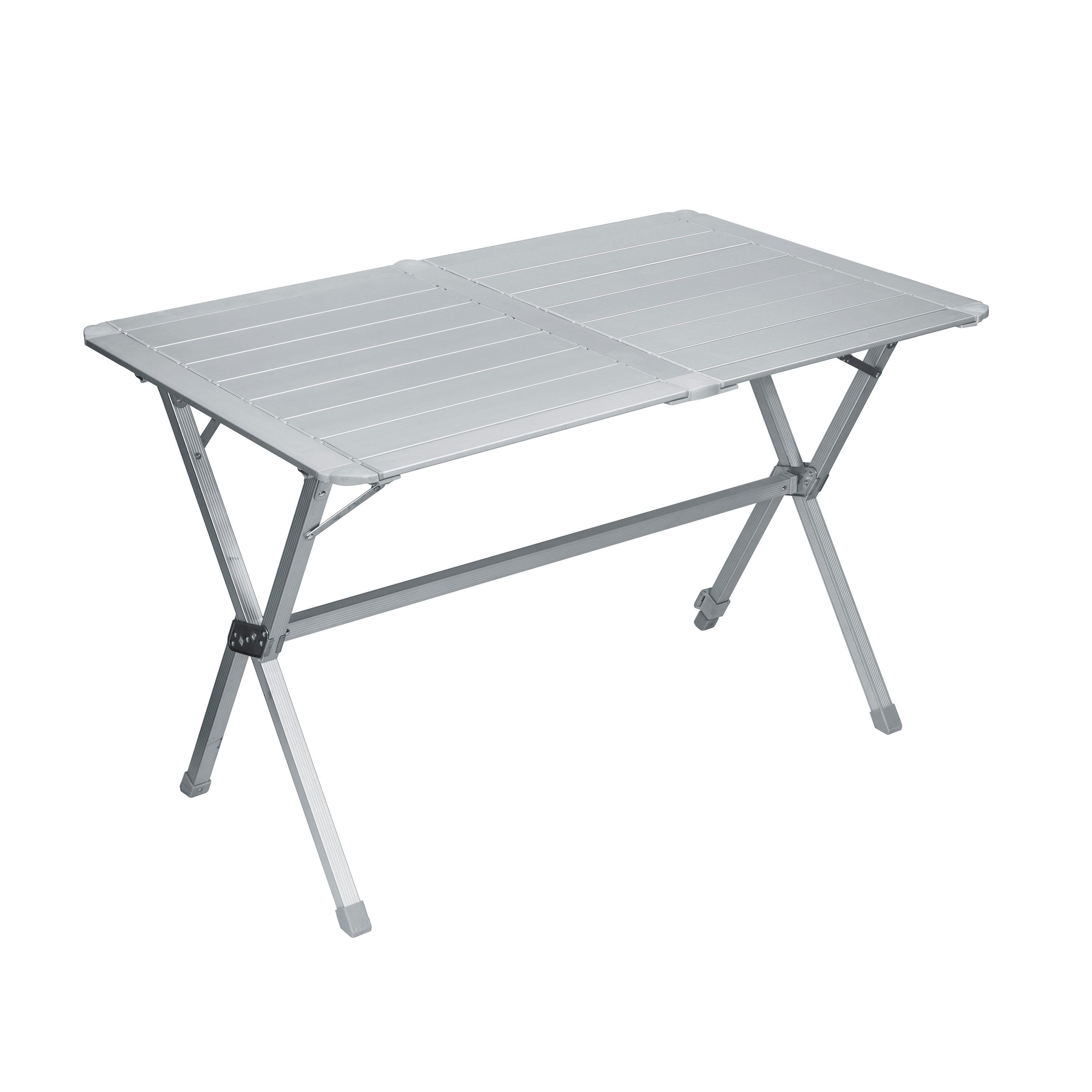 campingtisch alu rolltisch preisvergleich die besten. Black Bedroom Furniture Sets. Home Design Ideas