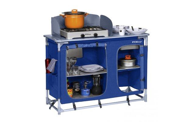 Outdoorküche Mit Spüle Blau : Berger campingküche mit spüle fritz berger campingbedarf