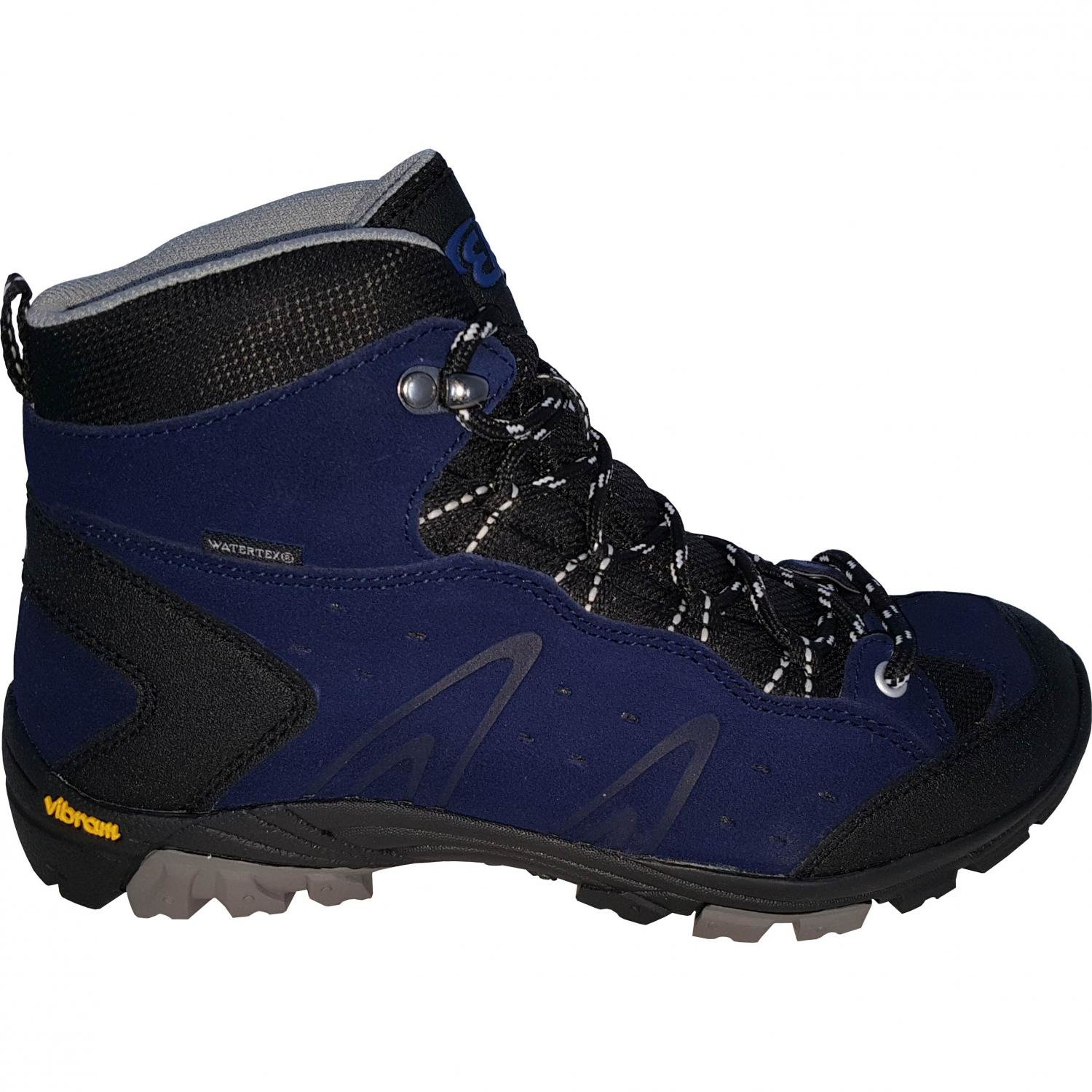 Brütting Kinder Trekkingstiefel Mount Bona High | 04019329990240