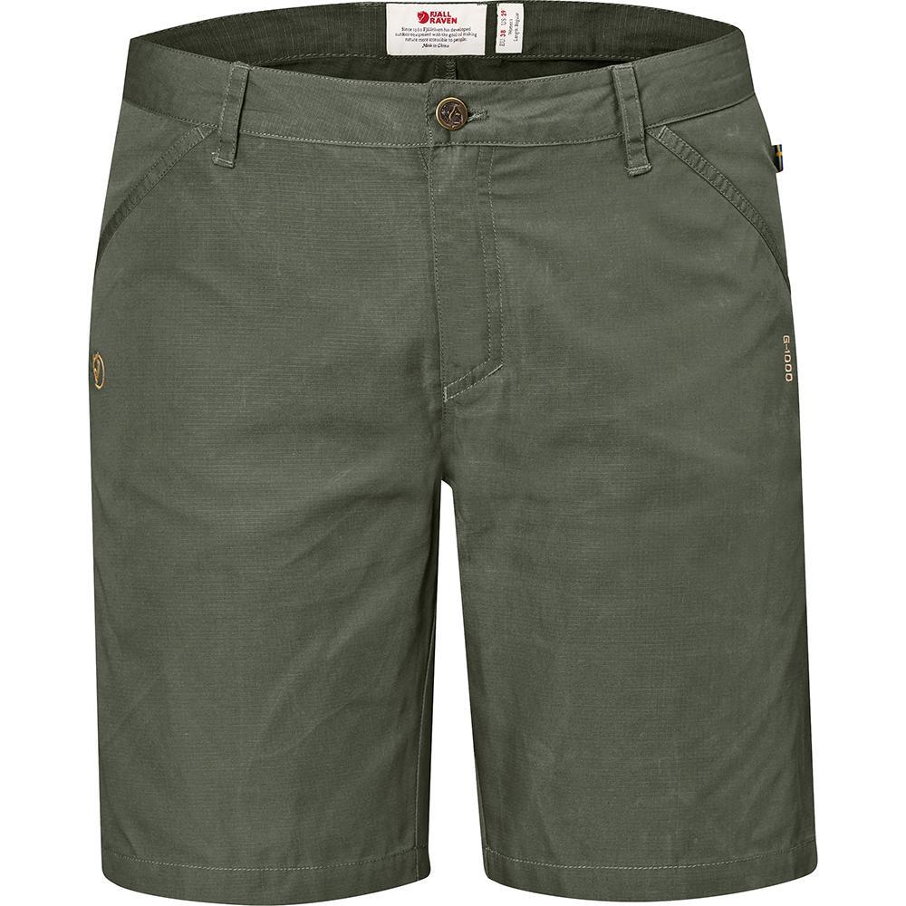 Fjällräven - Women´s High Coast Shorts - Shorts Gr 34 oliv