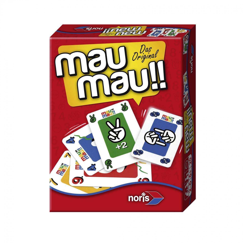 Spiel Mau Mau