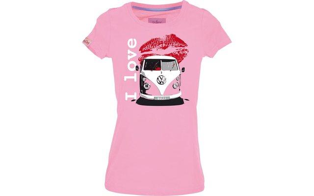 672a000f9f33 Van One Classic Cars Damen Shirt Bulli Love - Fritz Berger Campingbedarf