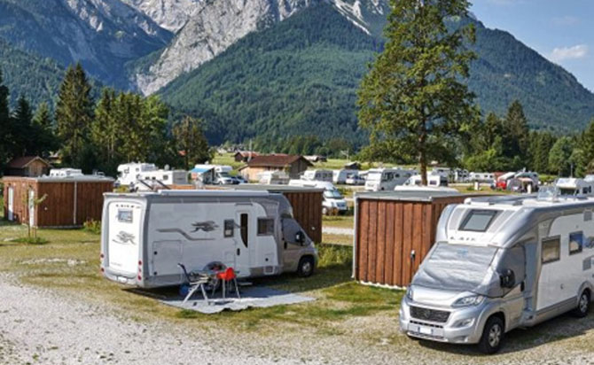 camping resort zugspitze fritz berger campingbedarf. Black Bedroom Furniture Sets. Home Design Ideas