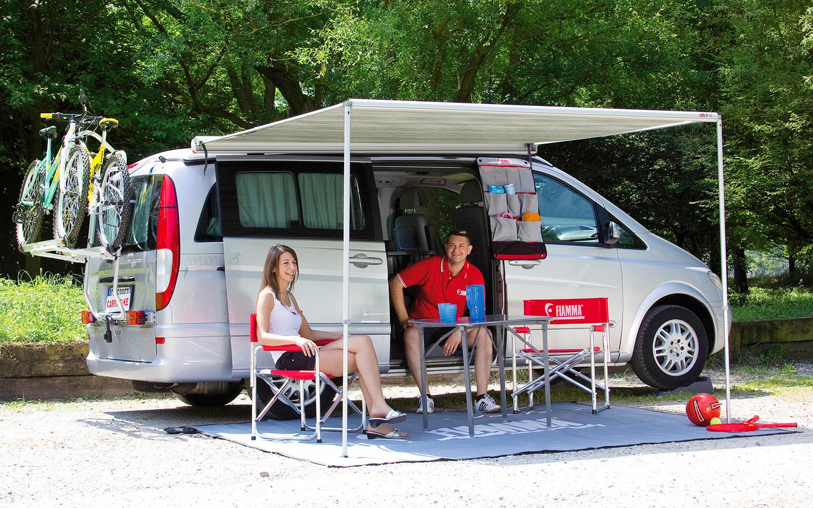 Camping Markisen