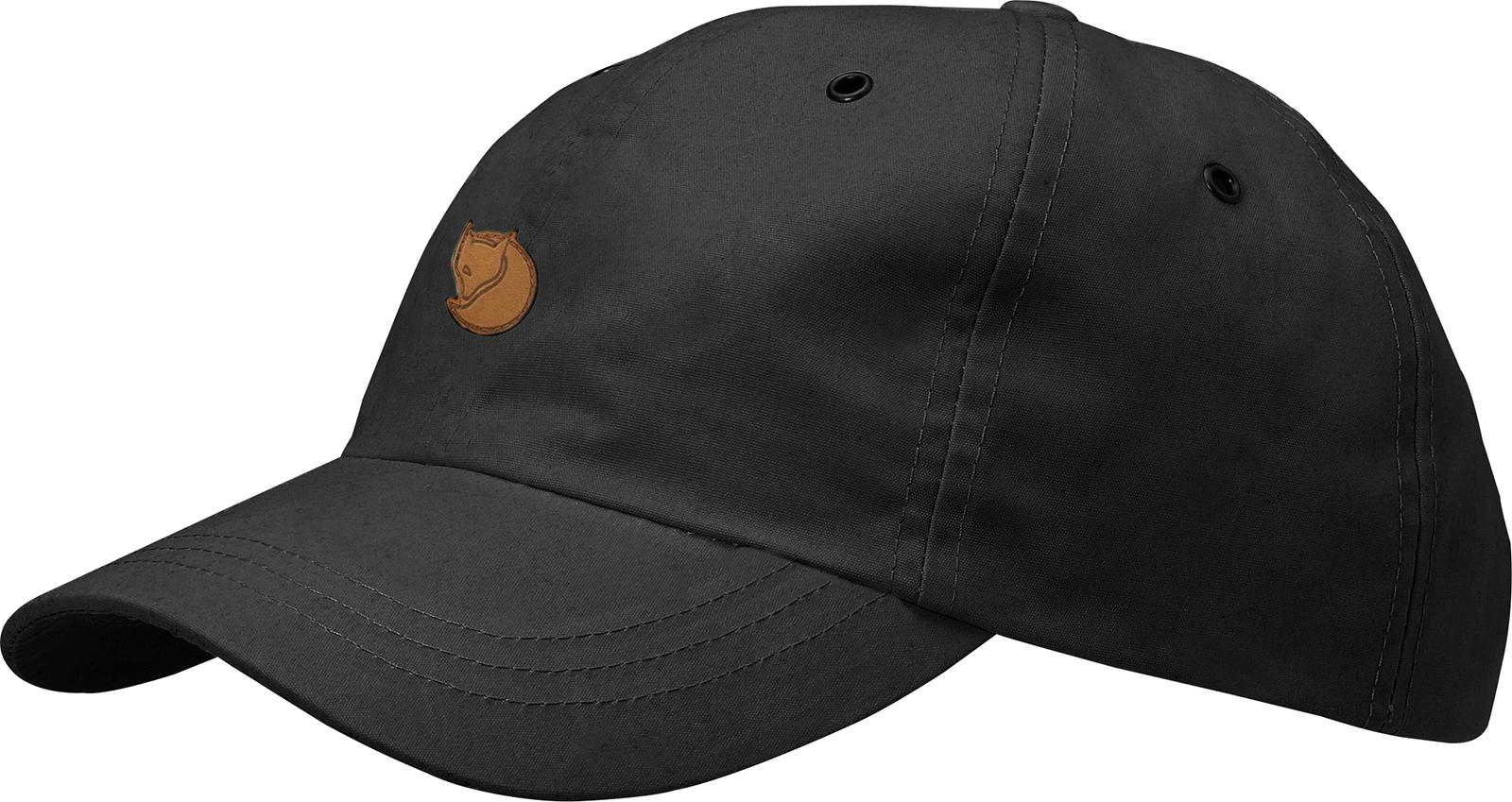 Fjällräven Helags Cap - Baseballkappe - dark grey 030 - Gr.L/XL
