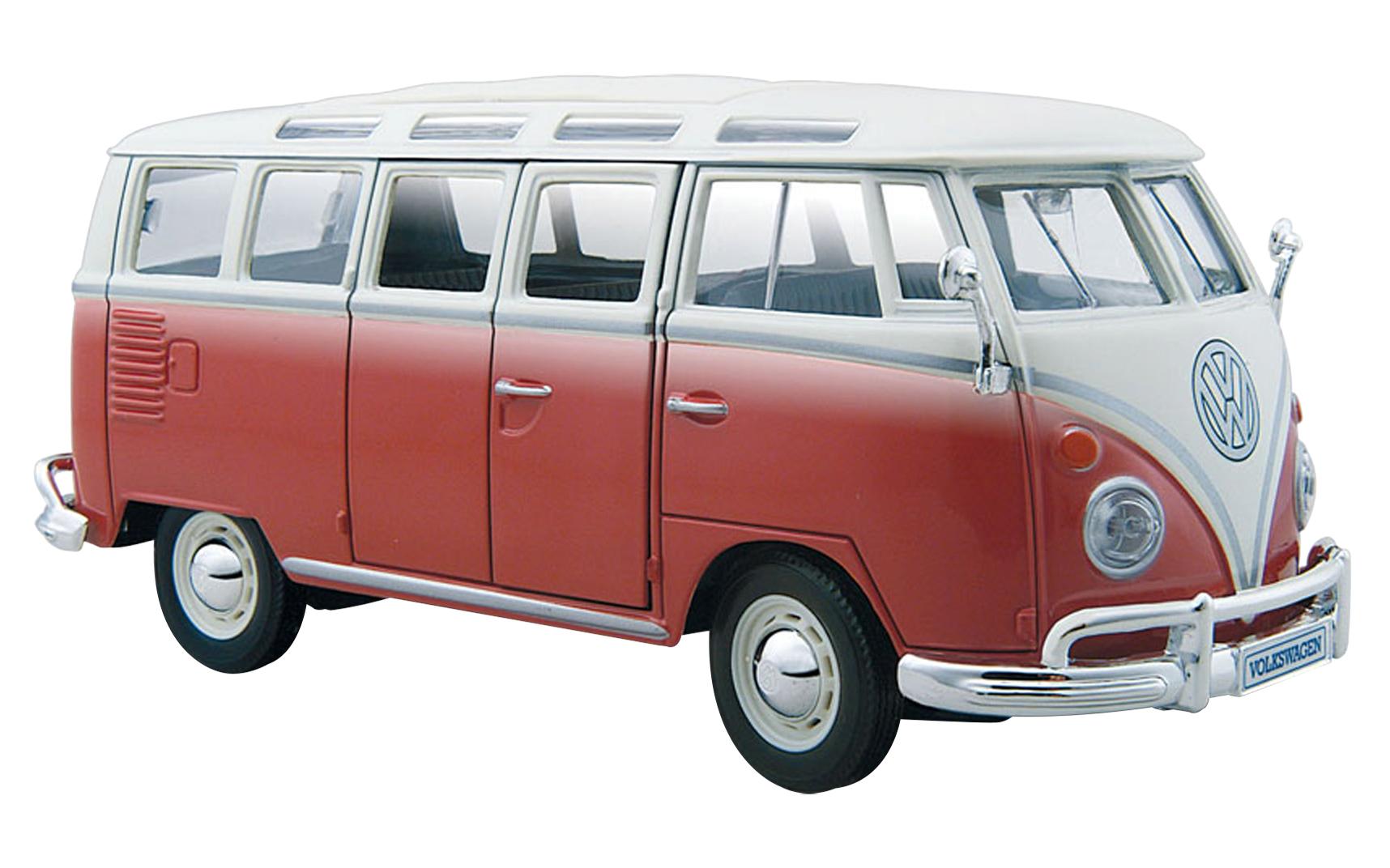 Maisto VW Samba Bus