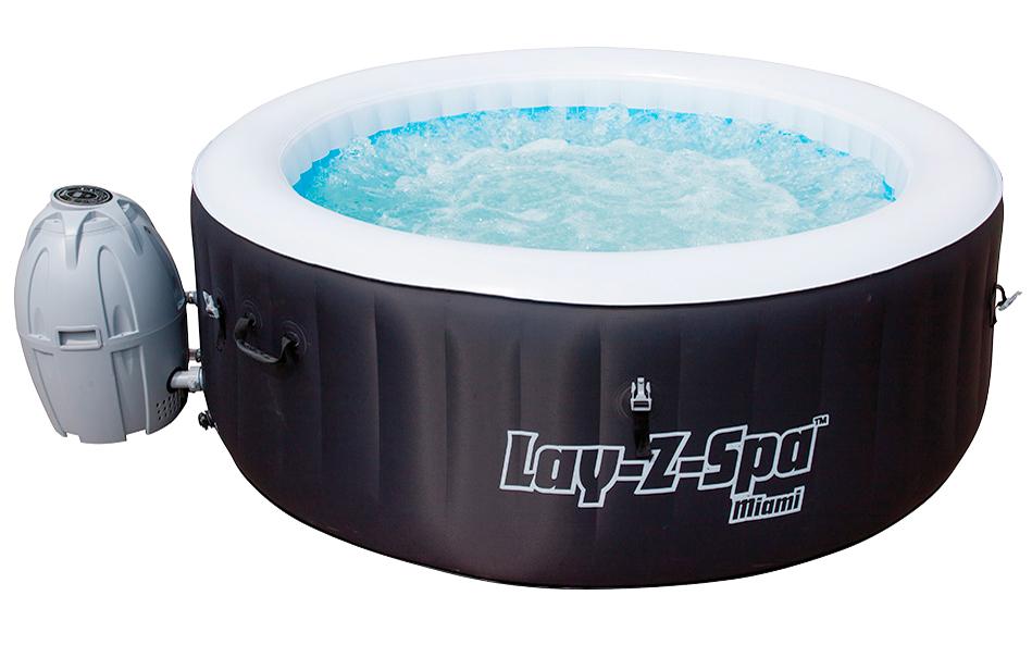 Bestway WhirlPool Lay-Z-Spa Miami | 06942138914245