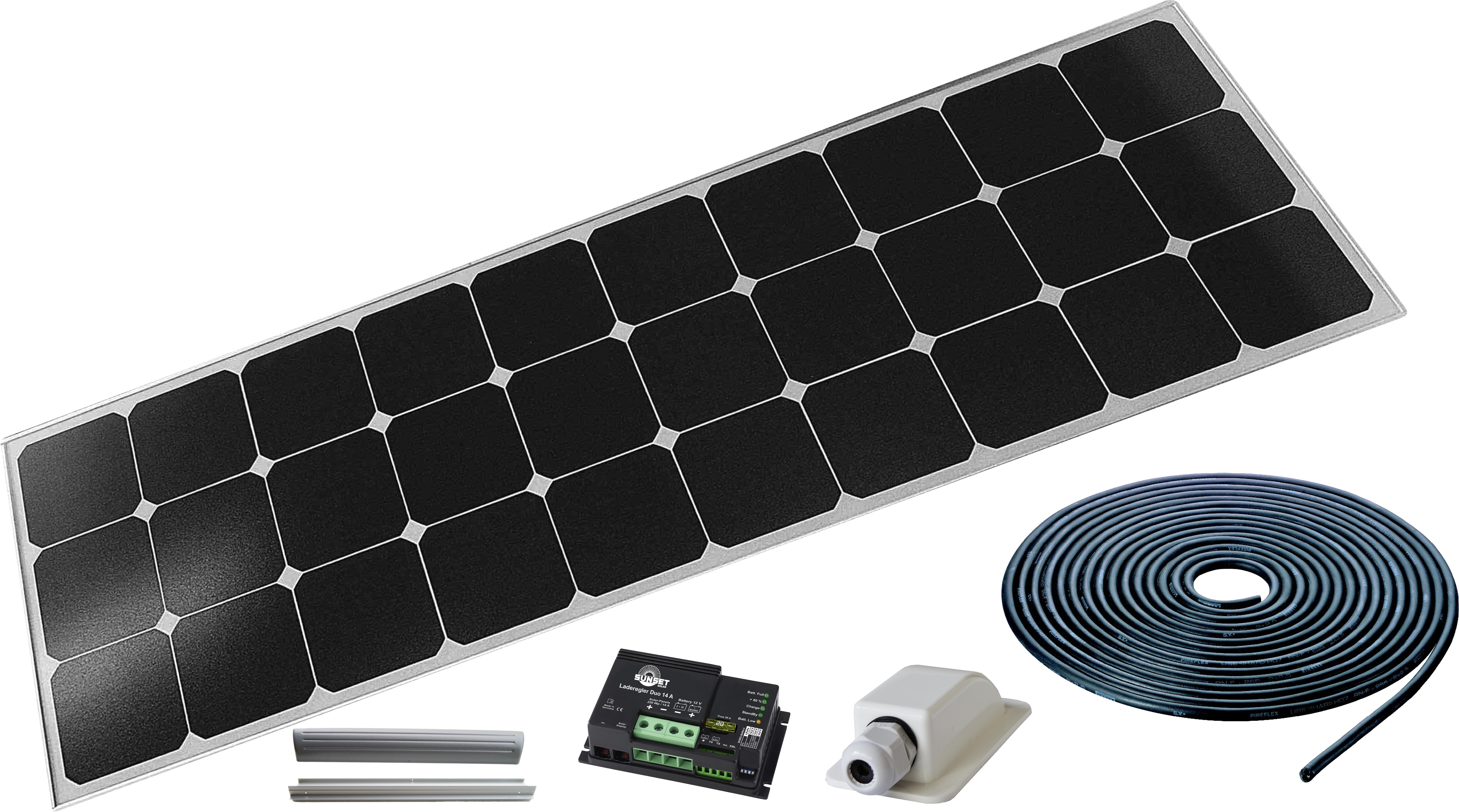 Berger Solar-Komplettanlage Sun Exklusiv | 04025758400564