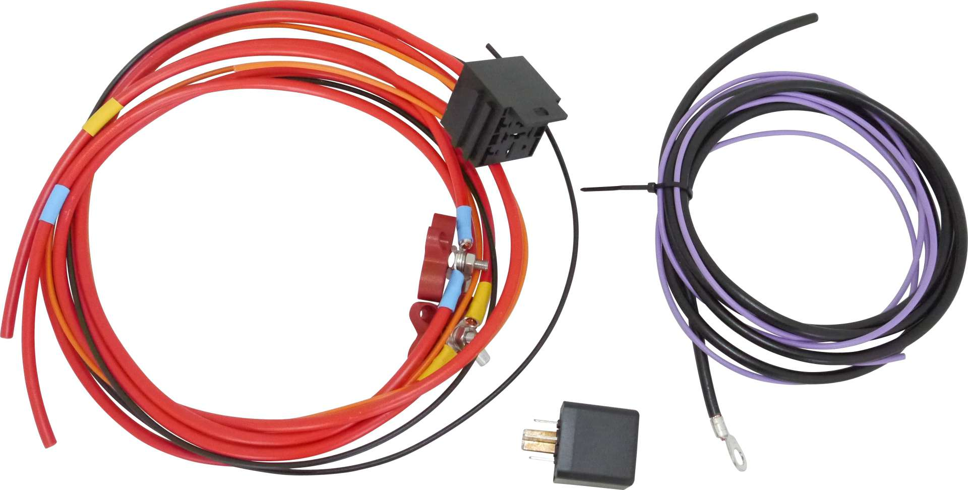 Büttner MT HSG 100 Einbauset BCB für Fahrzeuge mit EBL | 04260397962473
