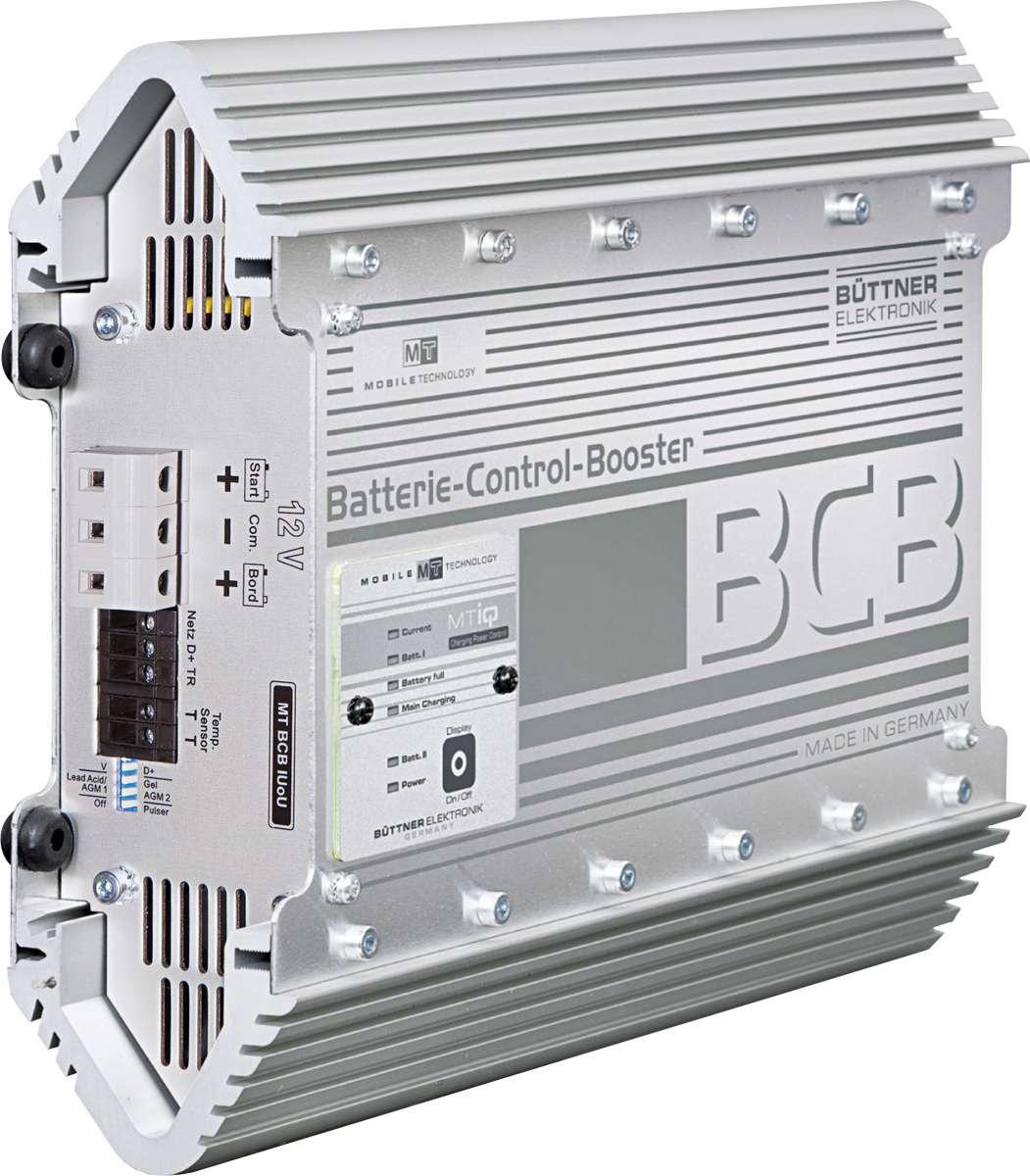 Batterie-Control-Booster MT BCB 40/40 IUoU   Elektro, Energieversorgung, Batterien & Ladegeräte