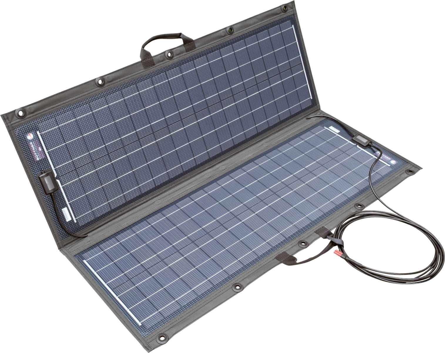 Büttner Mobiles Solarmodul MT110 Travel-Line | 04260397962978