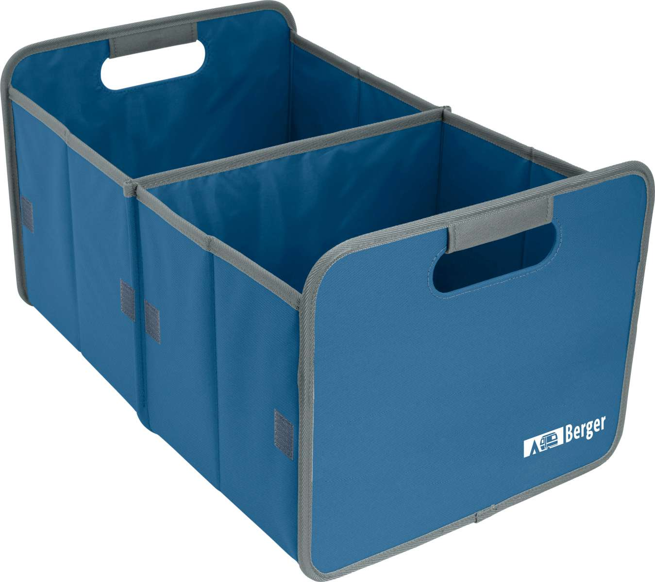 Berger Faltbox Blau