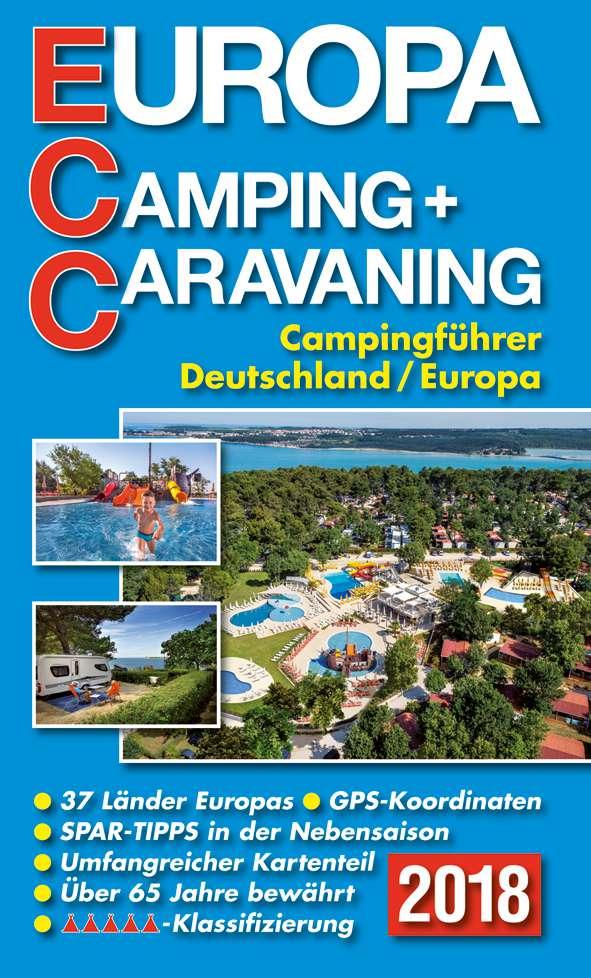 ECC Campingführer 2018