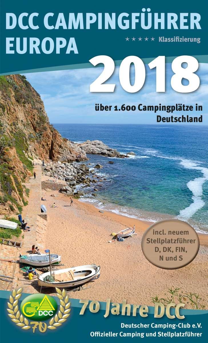 DCC Campingführer 2018