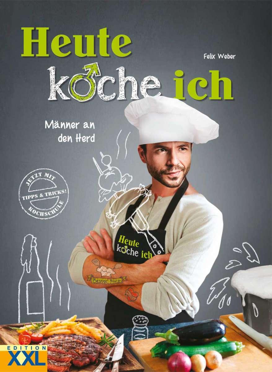 Buch Heute koche ich! Männerkochbuch