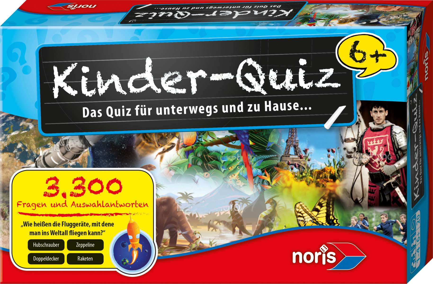 Kinderquiz f�¼r schlaue Kids
