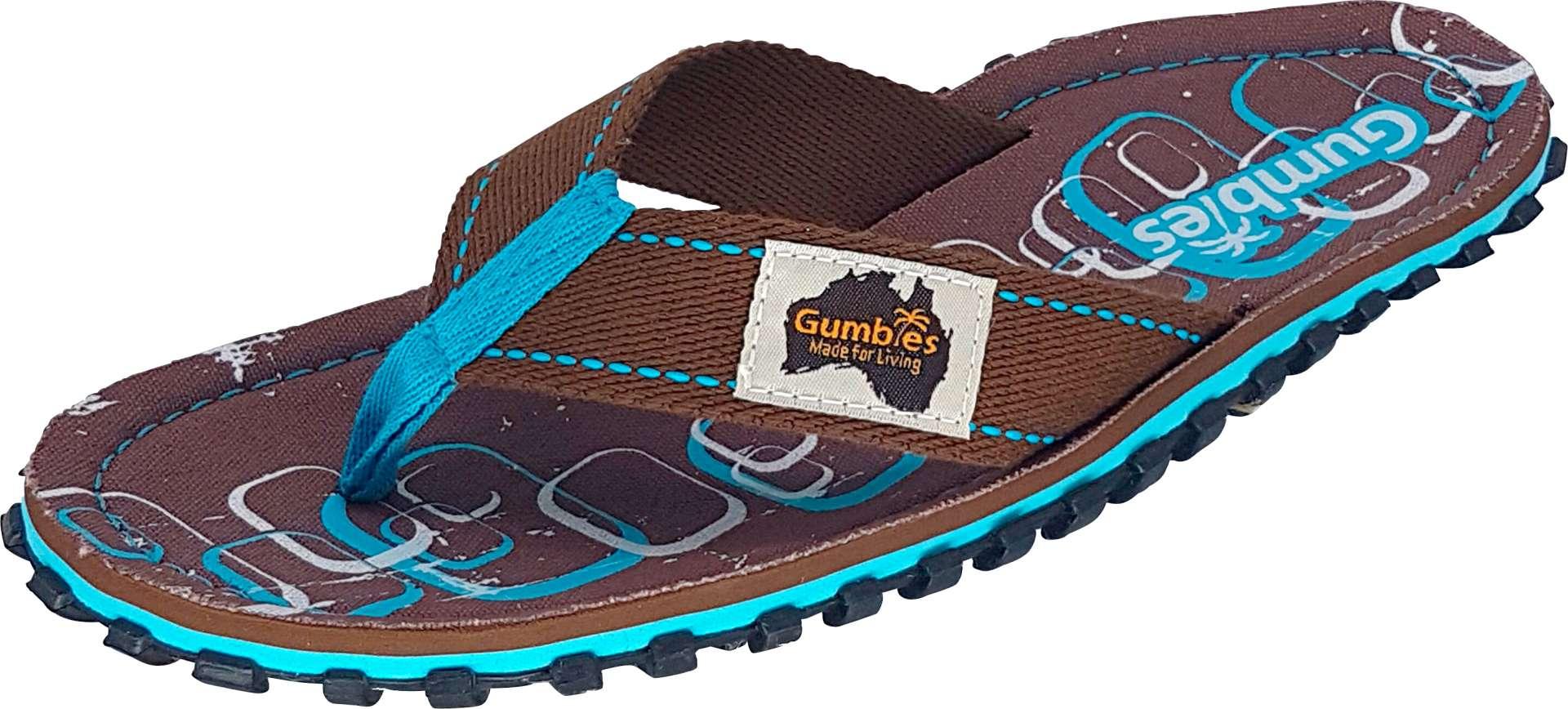Gumbies Zehenstegsandale Spangle | 00614961614604