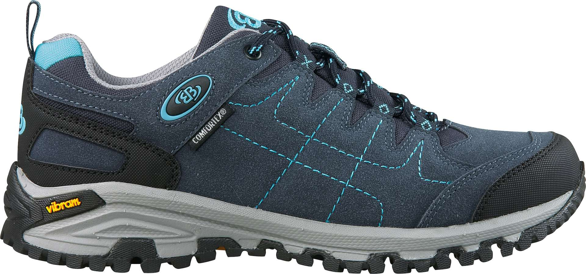 Brütting Damen Trekkingschuh Mount Shasta Low | 04019329337090