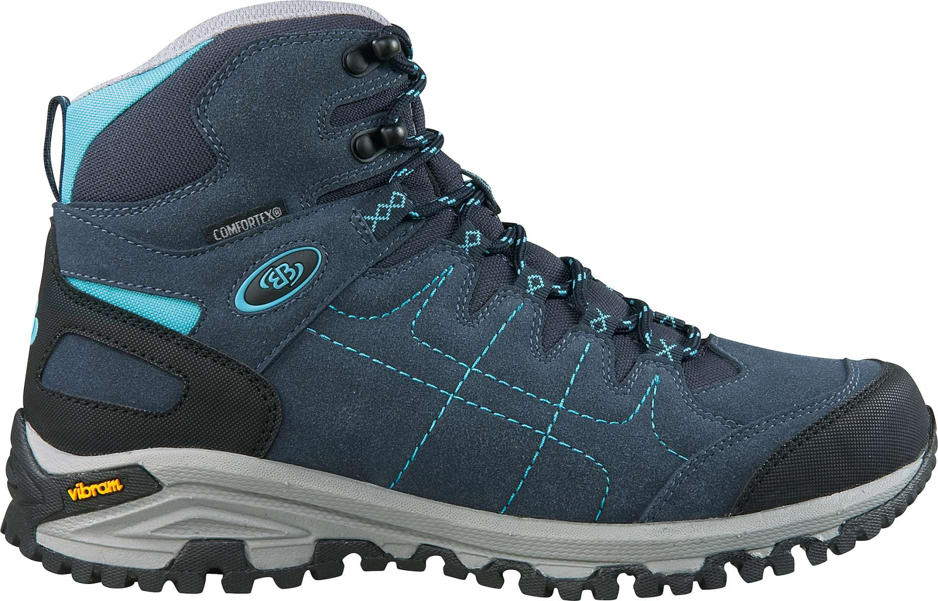 Brütting Damen Trekkingstiefel Mount Shasta High | 04019329338646