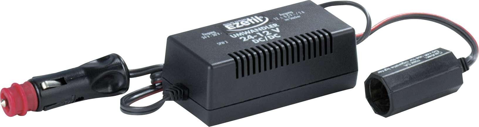Ezetil Spannungswandler 12 V auf 24 V | 04020716187914