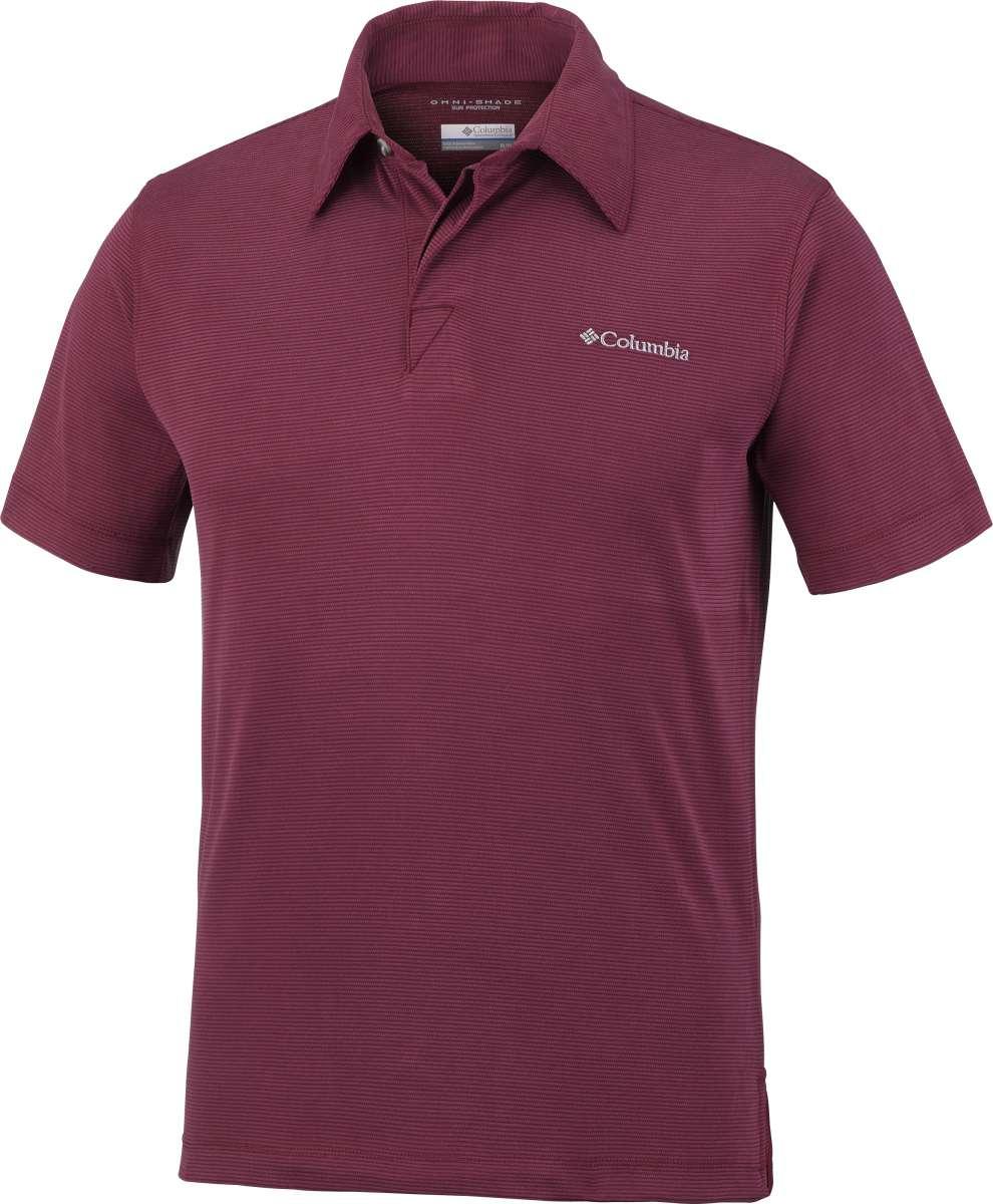 Columbia Herren Shirt Sun Ridge Polo | 00190893176835
