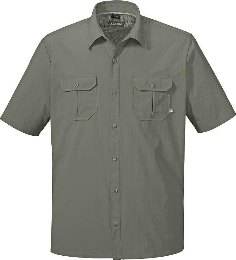 Schöffel Hemd Ammergau UV