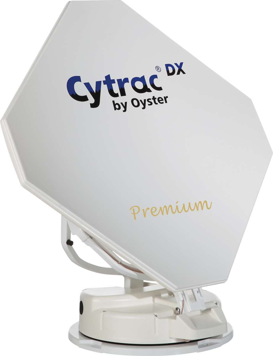 Sat-Anlage Cytrac DX Vision