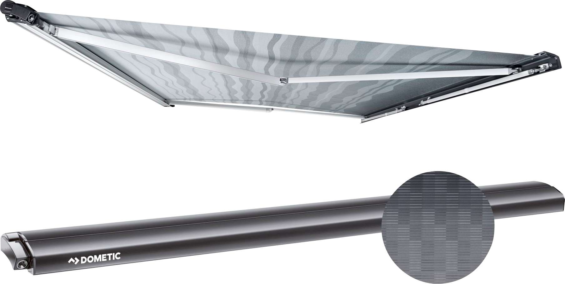 Dometic Dachmarkisenpaket PerfectRoof PR 2000 Kit Fiat Ducato | 05420077041020