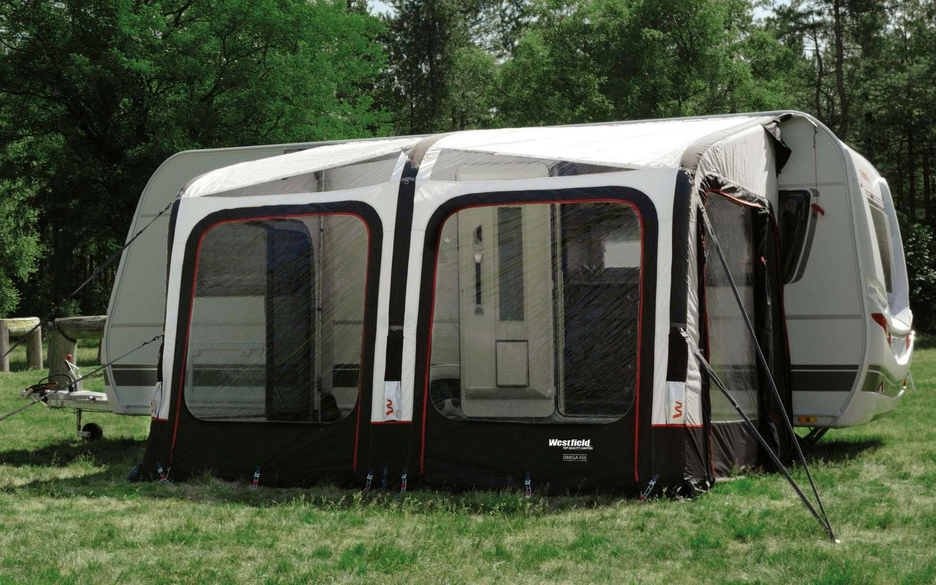 Dometic 23546 Vorzeltboden Komfort 350 x 500