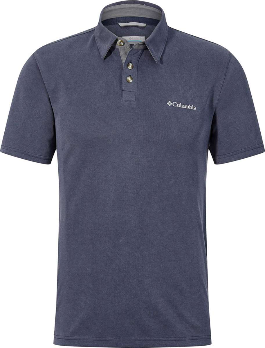 Columbia Herren Poloshirt Nelson Point | 00190893501200