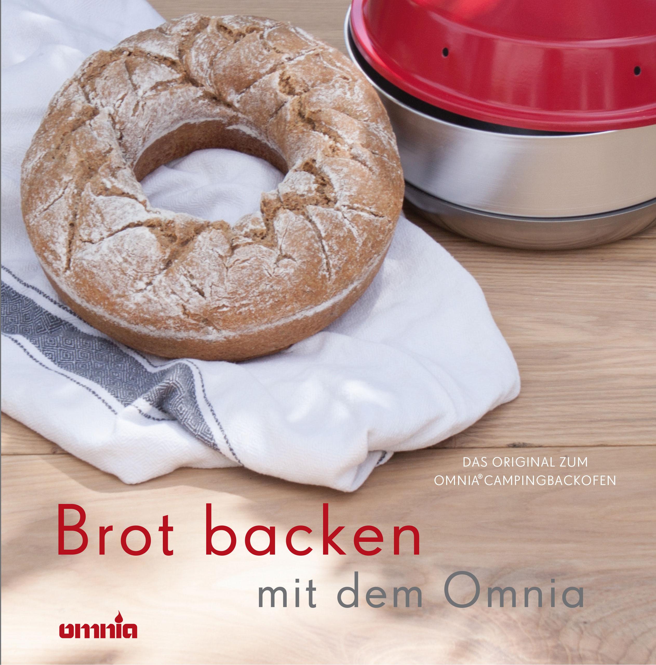 Omnia Kochbuch – Brot backen mit dem Omnia | 07350029450151
