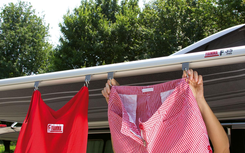 Fiamma Markisenhaken Awning Hangers Kit | 08004815220174