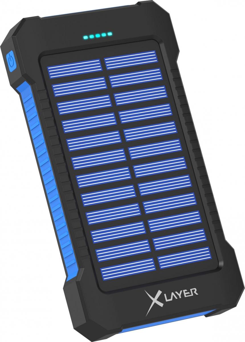 XLayer Powerbank PLUS Solar   04260074625646