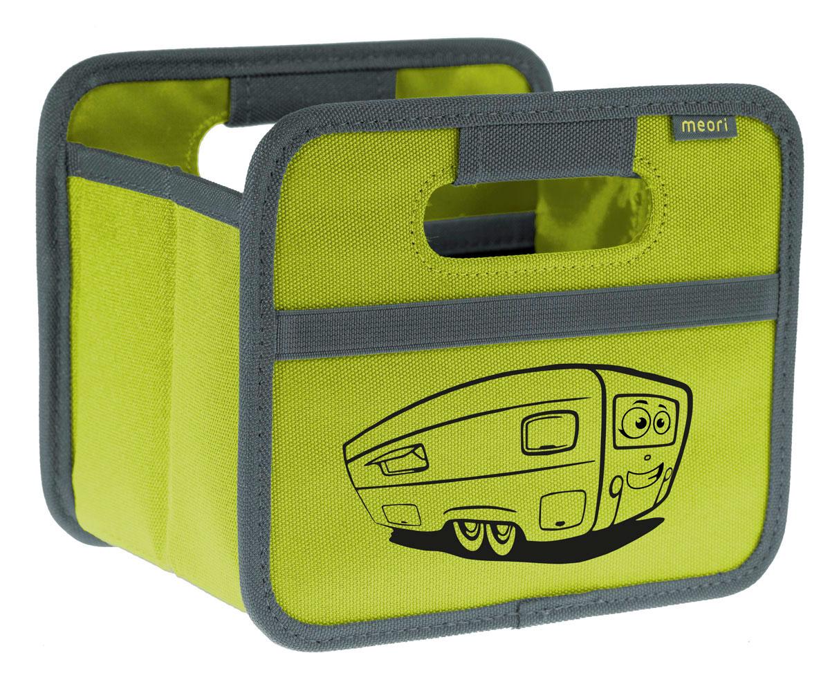 Meori Faltbox Mini Caravan Grün