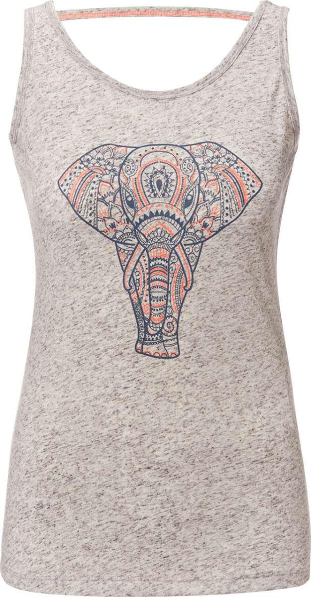 Dare 2b Damen Trägershirt Elephant | 05057538426135