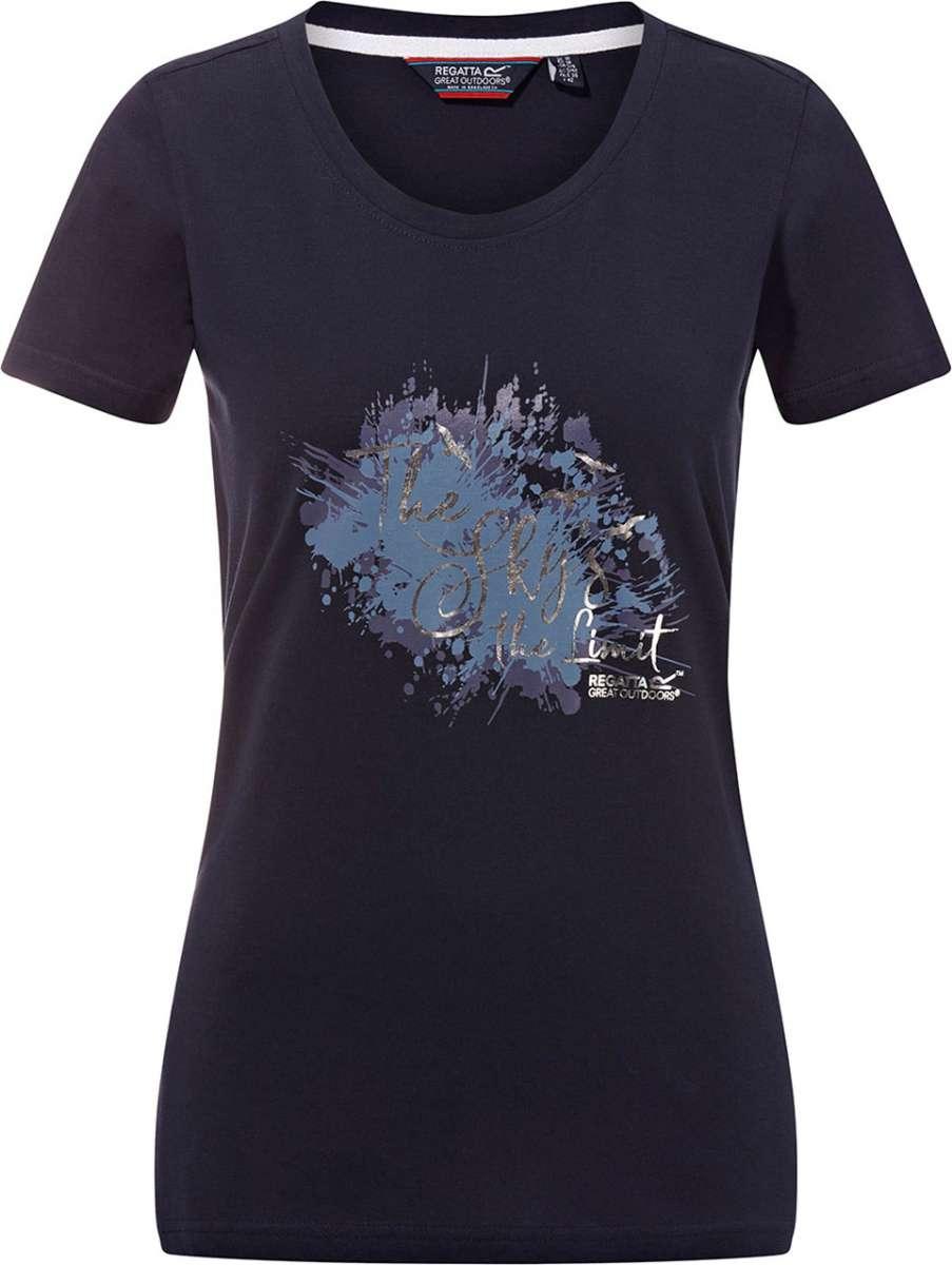 Regatta Damen T-Shirt Filandra III | 05057538346563